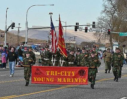 West Richland Parade