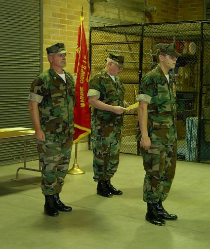 Young Marine of the Year 2008