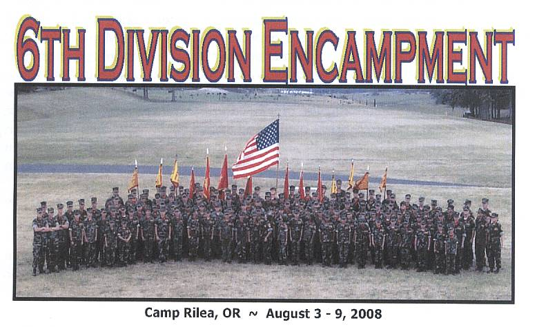 Division Encampment Groups