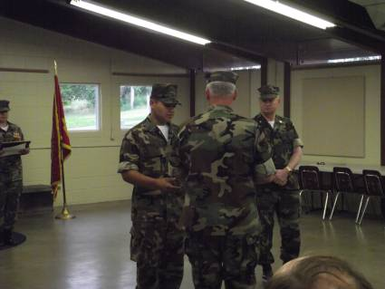 2011 Discharge Ceremonies
