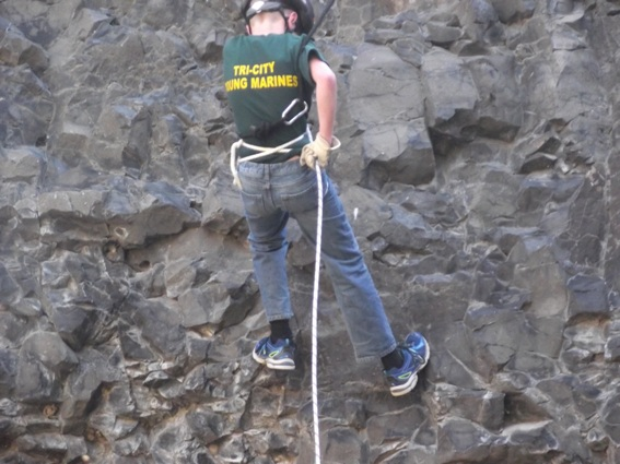 Learn How to Rappel
