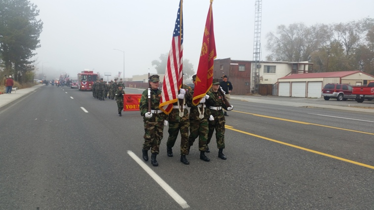 Veterans Day Parade