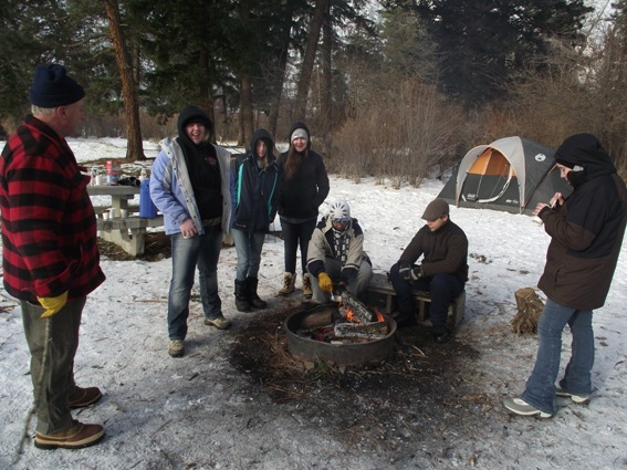 Winter Encampment